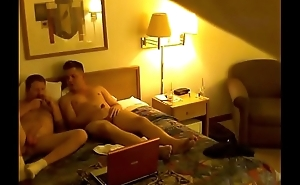Secretive livecam DL bi guy finds the camera (old video)